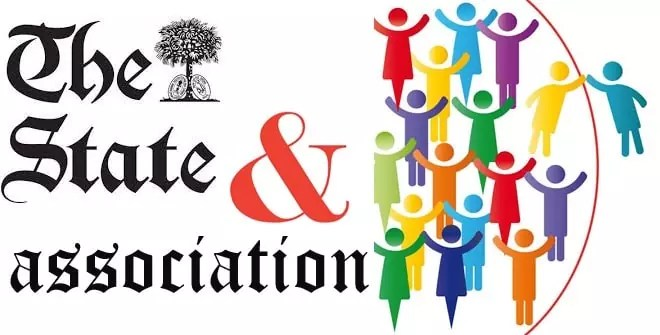 State and association