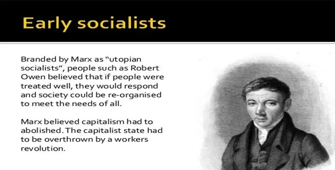 The Socialistic Theory