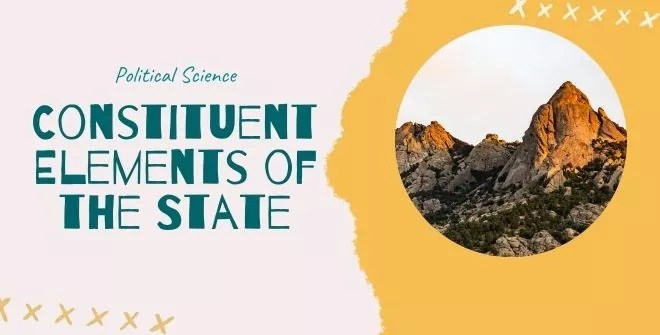 Constituent Elements and Attributes of the State
