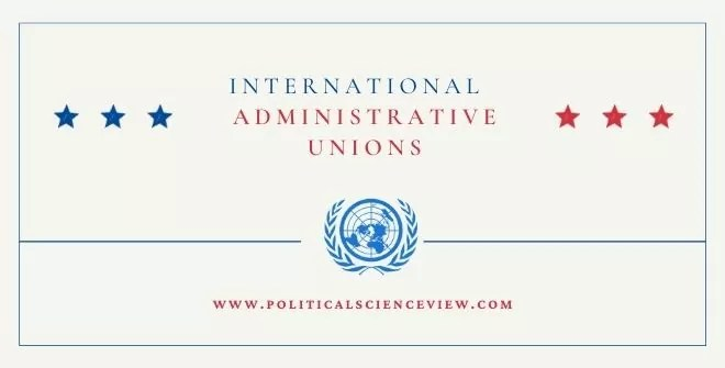 International Administrative Unions