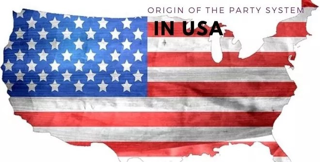 Origin of the Party System in usa