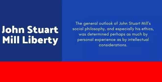 John Stuart Mill Liberty