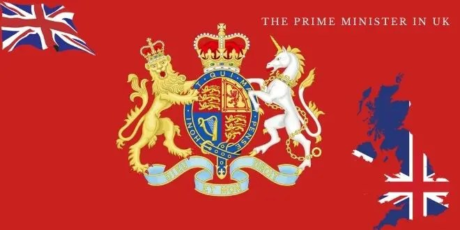 The prime minister of the United Kingdom