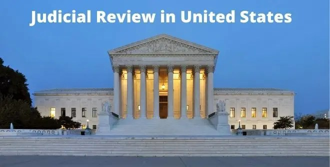 Judicial Review in United States