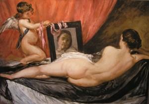 La Venus del espejo (Velázquez)