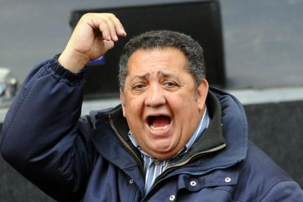 Luis D'Elía atacó con todo a Randazzo - Poltica Argentina