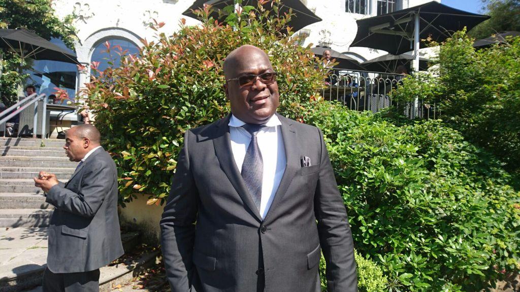Félix Tshisekedi officiellement candidat Premier ministre du Rassemblement