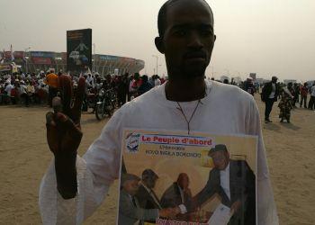 Meeting de Tshisekedi : Situation à 10H30 (photos+Vidéos)