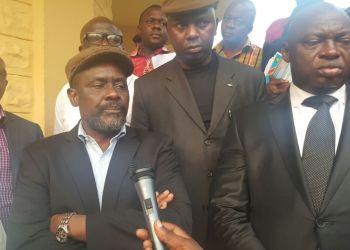 Le Général Kanyama nous a dit: «Pas d'utilisation d'arme létalece dimanche», a dit Franck Diongo (Audio)