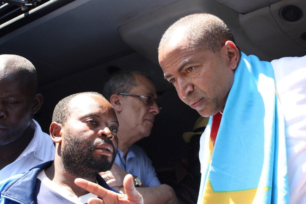 """Ville morte: Moïse Katumbi """"appelle les congolais à dire NON au glissement"""""""