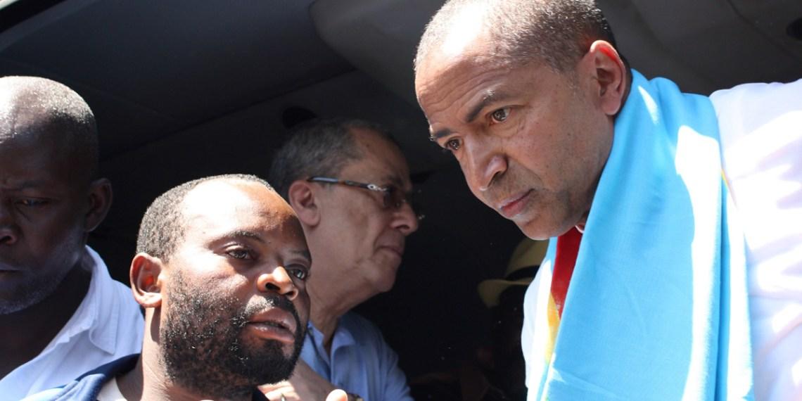 Ville morte: Moïse Katumbi «appelle les congolais à dire NON au glissement»