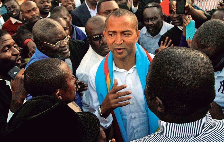 Moïse Katumbi: «si quelqu'un traverse de l'autre côté, il faut l'appeler Judas»