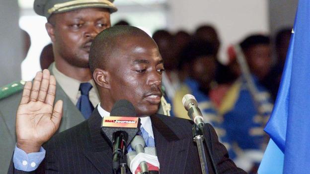 joseph-kabila-pretant-serment-comme-president-de-la-rdc-en-2001