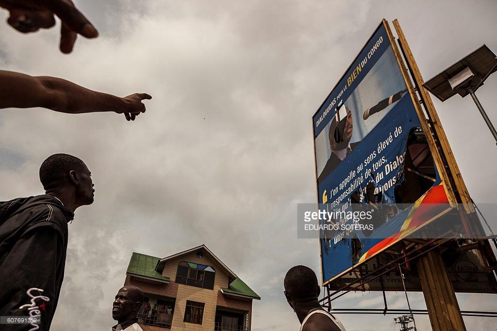 Tout ça pour fêter Noël avec Kabila?