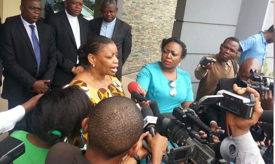 «Le Rassemblement n'a pas encore désigné de son candidat Premier ministre», affirme Joseph Olenghankoy!
