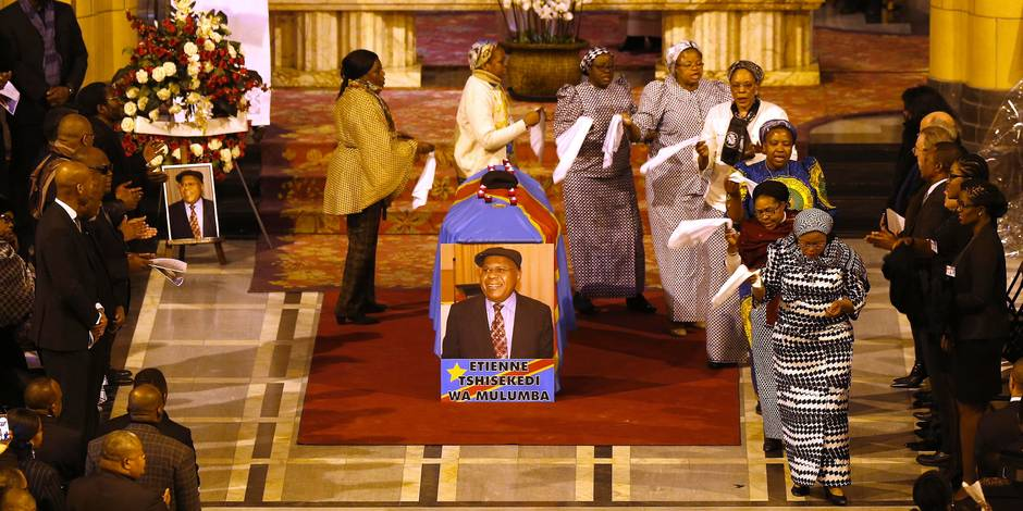 Tshisekedi ne sera pas enterré à Limete (gouvernement)