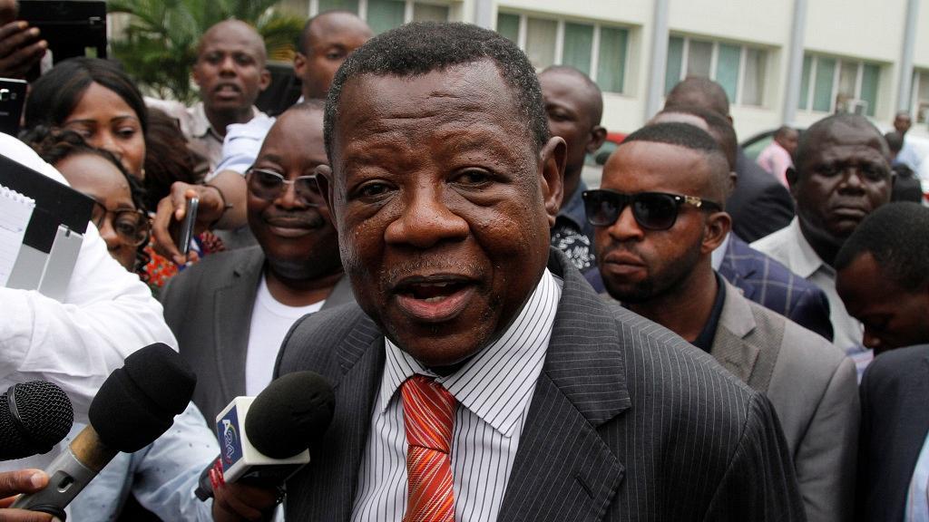 """Pour Mende, Monsengwo est """"l'apôtre de l'insulte"""""""