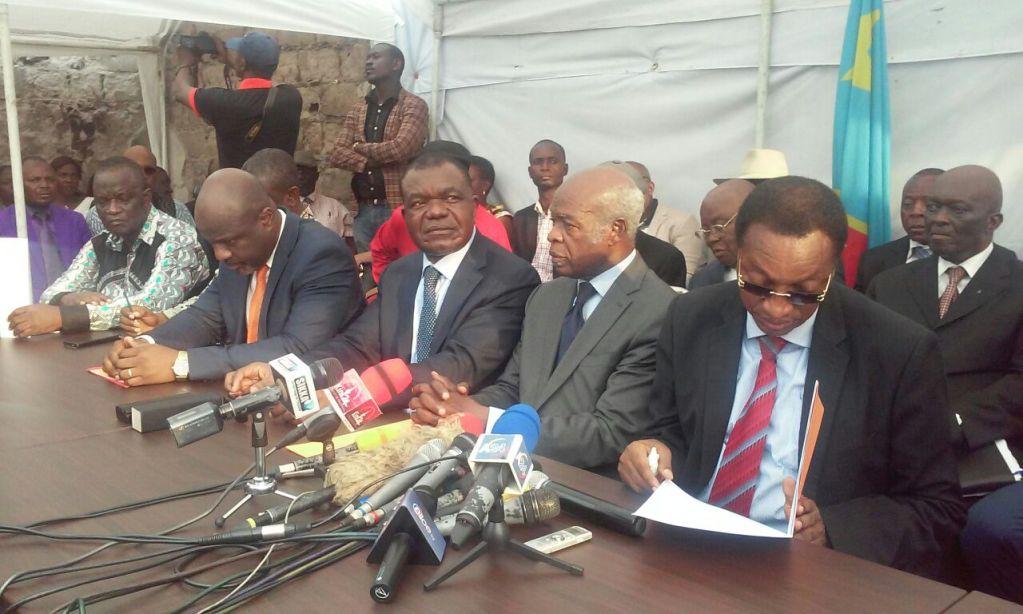 Fronde au sein de l'AR: L'aile Sessanga est celle des imposteurs (Beya Mubiayi)