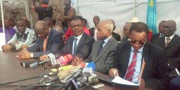 Rassemblement: Kiakwama quitte Olenghankoy pour rallier Félix Tshisekedi