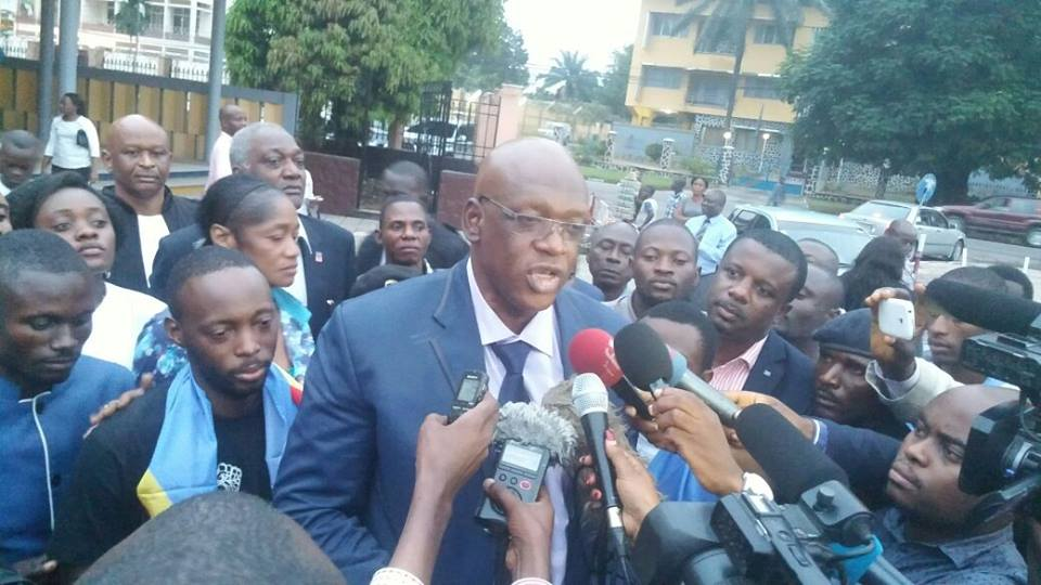 Pour Christoffer Ngoyi, le poste du président du CNSA est renégociable