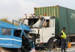 19 morts et 27 personnes blessées dans un accident de circulation au Sud-Kivu