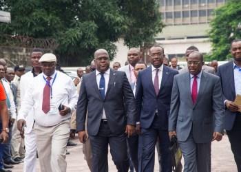 Que se passe-t-il chez Félix Tshisekedi?