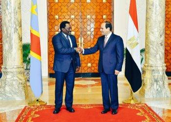 En Égypte, Joseph Kabila insiste sur la «non-ingérence»