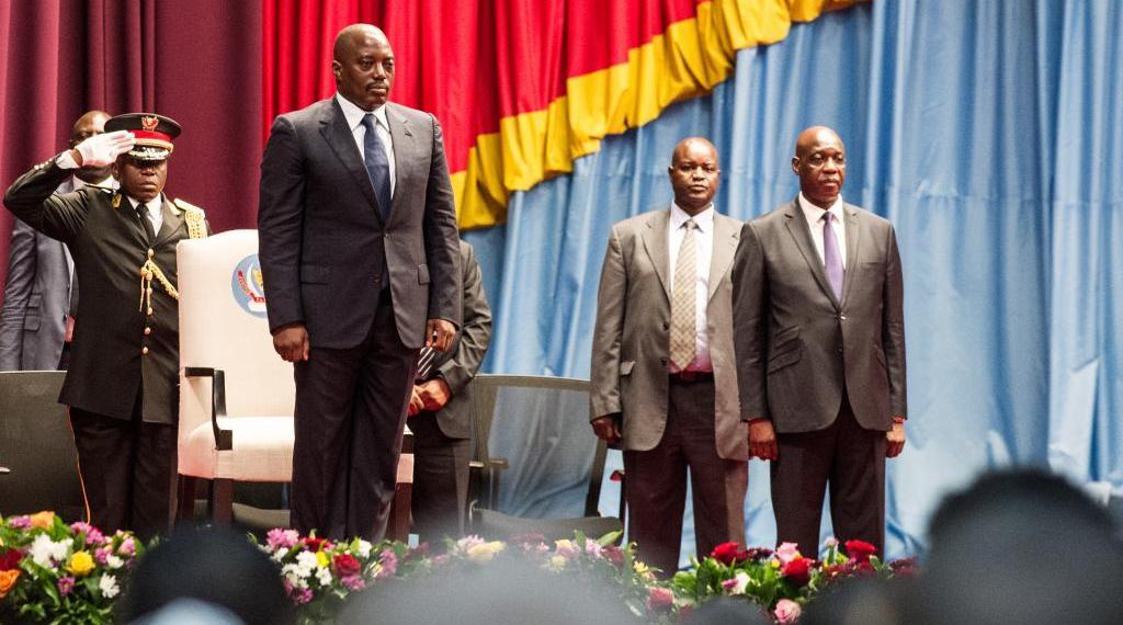 Joseph Kabila devrait s'adresser au Parlement le lundi