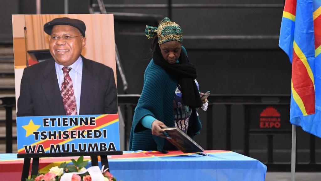 """L'enterrement d'Etienne Tshisekedi Tshisekedi finalement prévu """"avant le 30 juin"""""""