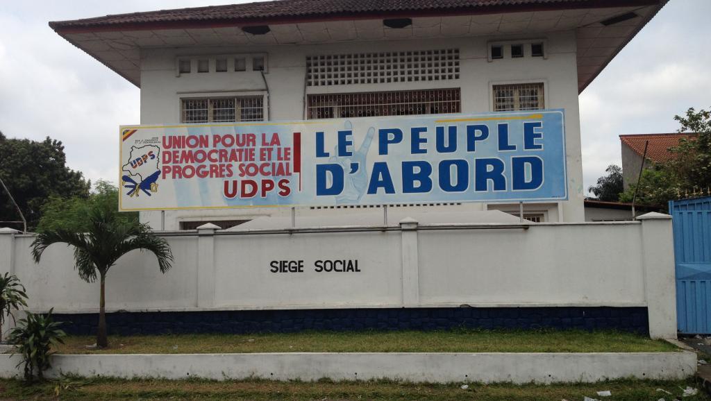 Vers une interdiction du Congrès de l'UDPS à Kinshasa