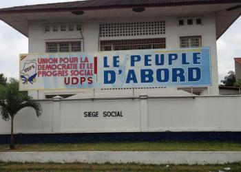 Siège de l'UDPS: la MP demande à la Monusco de «rester dans les limites de ses attributions» en RDC