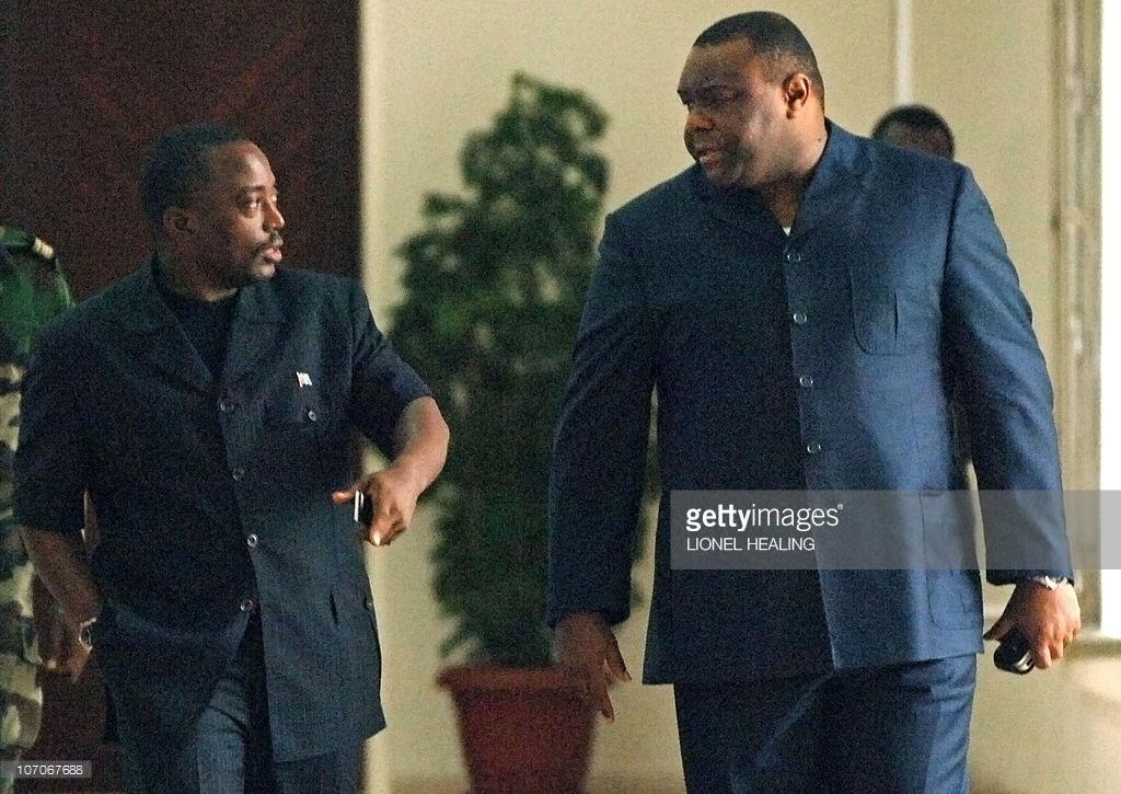 RDC: Bemba – Kabila, amis et ennemis intimes
