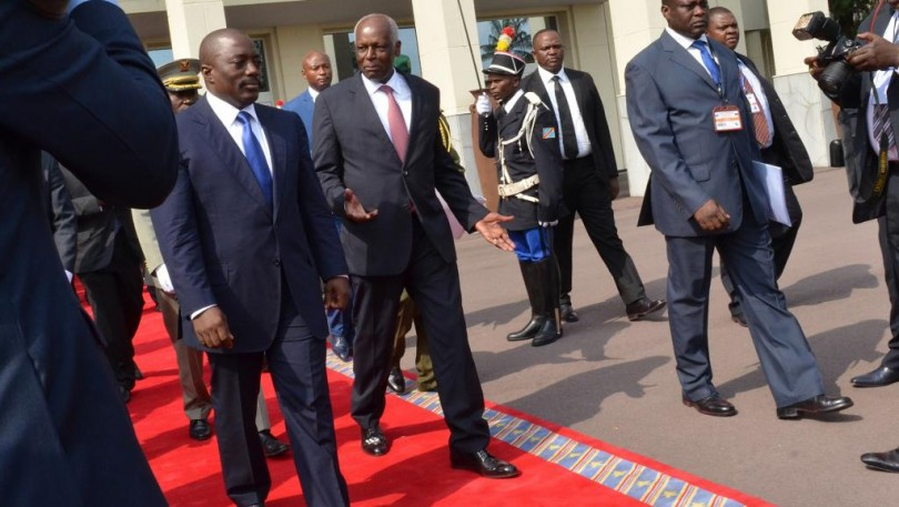 L'Angola et l'Afrique du sud s'insurgent contre les sanctions infligées aux proches de Kabila