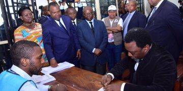 Nombre d'électeurs à Kinshasa: l'opposition crie au complot,Kimbuta aussi!
