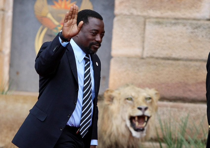 """Présidentielle en RDC: le """"successeur"""" de Kabila a payé sa caution ce lundi!"""