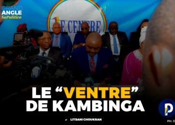 Le centre-ventre de Kambinga