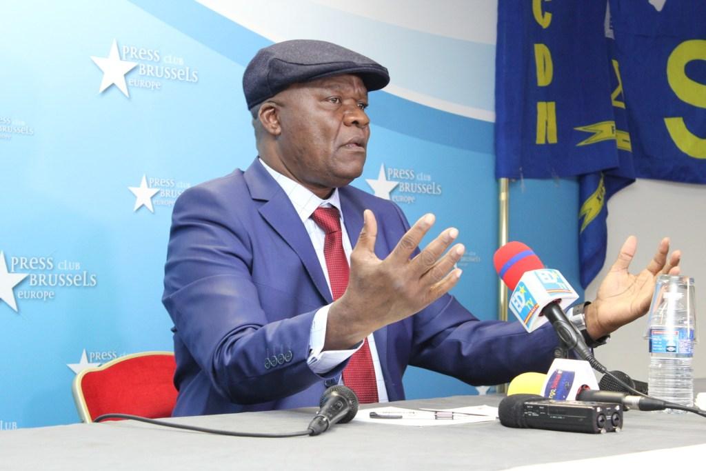 Roger Lumbala: «Bruno Tshibala a tenu des promesses qu'il n'a pas réalisé»