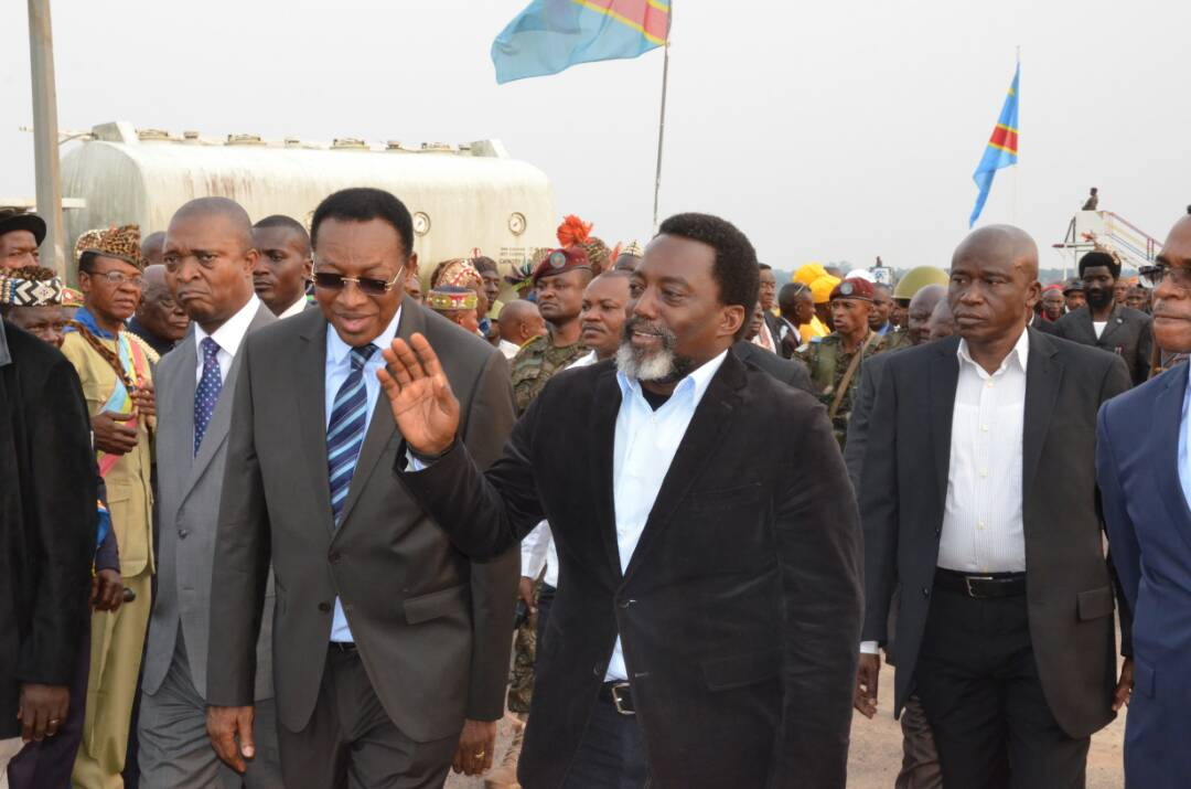 Depuis octobre 2016, le poste de Premier Ministre ne représente plus rien en RDC
