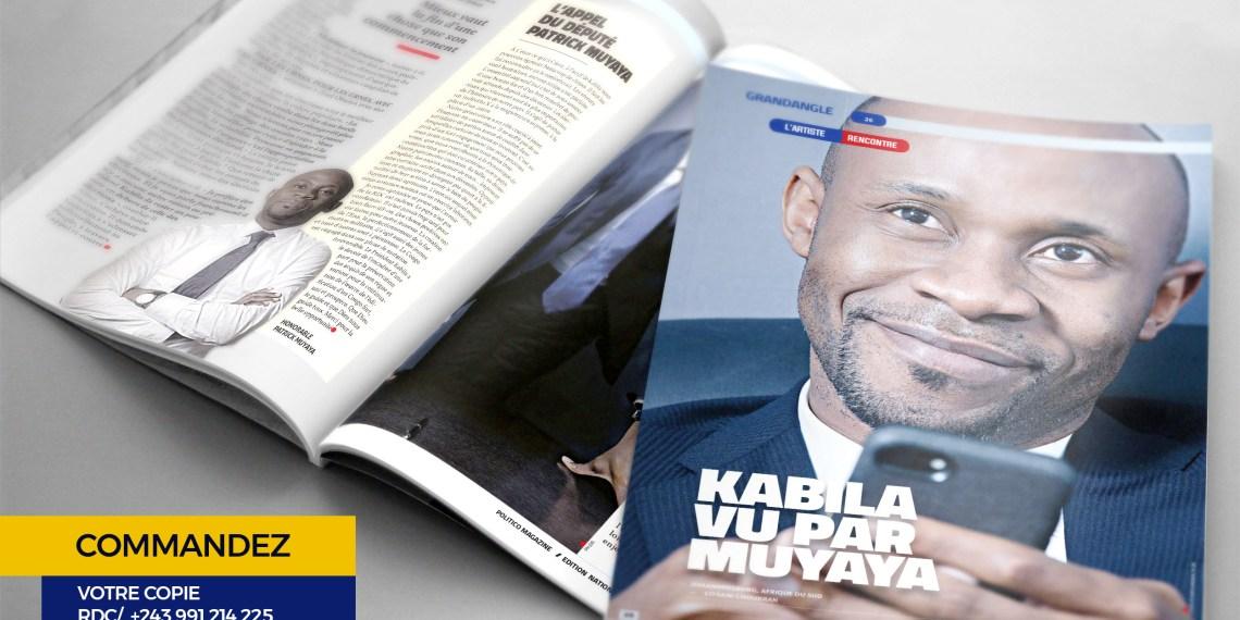 Joseph Kabila vu par Patrick Muyaya