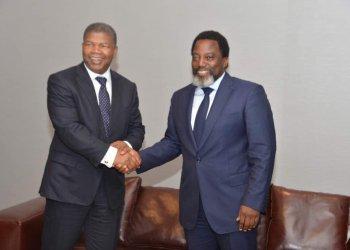 Tête-à-tête entre Joseph Kabila et le nouveau président de l'Angola à Brazzaville