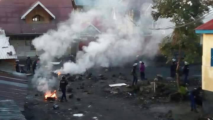 Des manifestations ce lundi, après un dimanche sanglant à Goma
