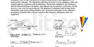 Corneille Nangaa s'offre un lobbying à 75 000 USD aux Etats-Unis