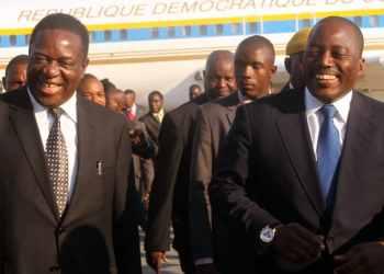 Le probable futur président du Zimbabwe a fait fortune «grâces aux diamants du Kasaï»