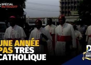 2017, l'année par très catholique de la CENCO