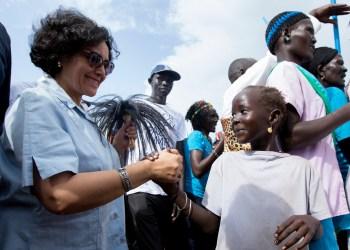 Une championne des droits de l'Homme à la tête de la Monusco