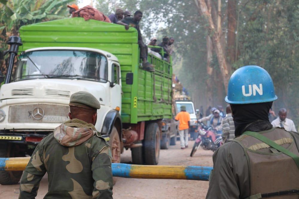 """Nord-Kivu: Des ONG dénoncent l'inéfficacité des escortes militaires dans """"les zones rouges"""""""