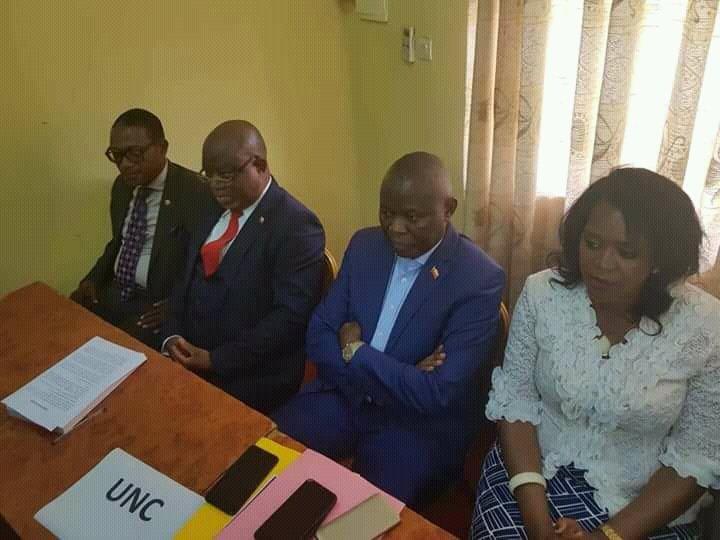 Vers une large coalition électorale entre le MLC, le PALU, l'UPDS et l'UNC