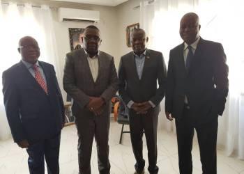 Lugi Gizenga et Adolphe Muzito annoncés suspendus, leurs proches démentent !