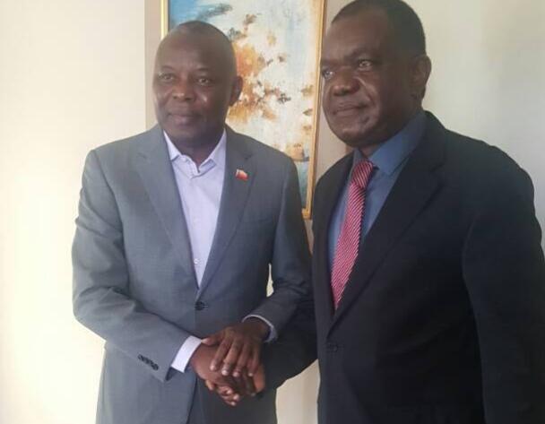 Unité de l'opposition: Vital Kamerhe échange avec Freddy Matungulu