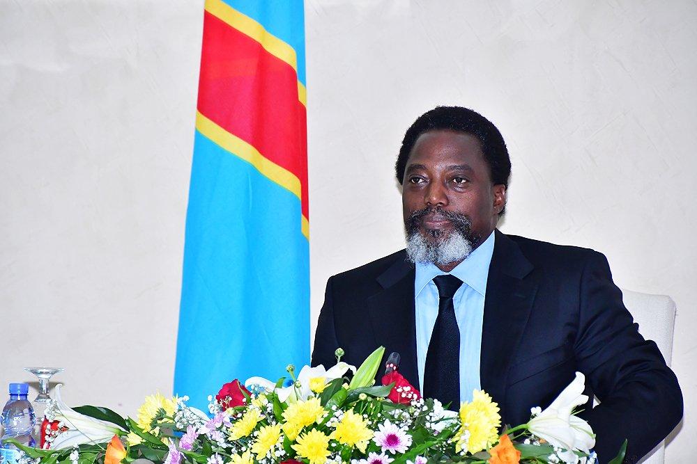 """A Kingakati, aucun mot du président Kabila sur """"le dauphin"""""""